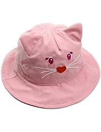 Sombrero del Sol De Los Niños Sombrero del Pescador De La Historieta del  Verano Sombrero Al 213eedf94f6