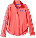 Under Armour Girls' Tech 1/2 Zip Warm-up Top