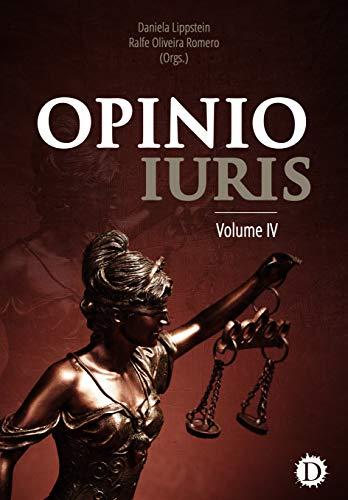 Opinio Iuris IV (Portuguese Edition) por Daniela Lippstein