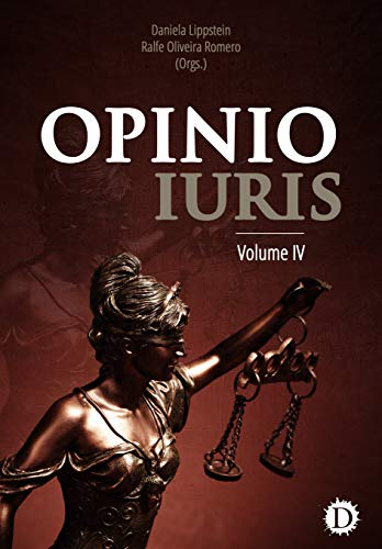 Opinio Iuris IV (Portuguese Edition)