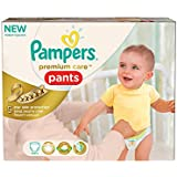 Pack 56 couches Pampers Premium Care Pants