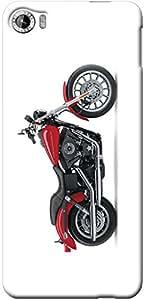 Fashionury Printed Soft Back Case Cover For Intex Aqua Glam -Print415436