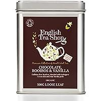 English Tea Shop - Schokolade Rooibos & Vanille, BIO, Loser Tee, 100g Dose