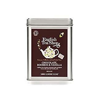 English-Tea-Shop-Schokolade-Rooibos-Vanille-BIO-Loser-Tee-100g-Dose