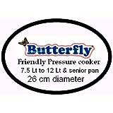 Butterfly Friendly Aluminium Pressure Cooker Gasket 7.5Lt