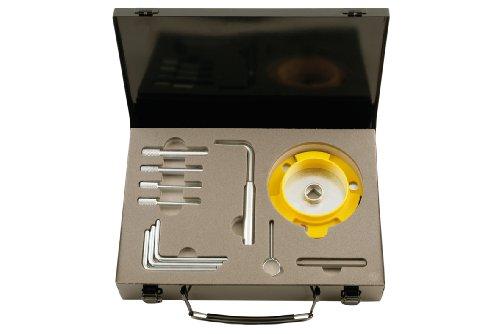KS Tools 400.0800 Jeu d'outils de calage du pignon de l'arbre de cames – Ford – 9 pcs pas cher