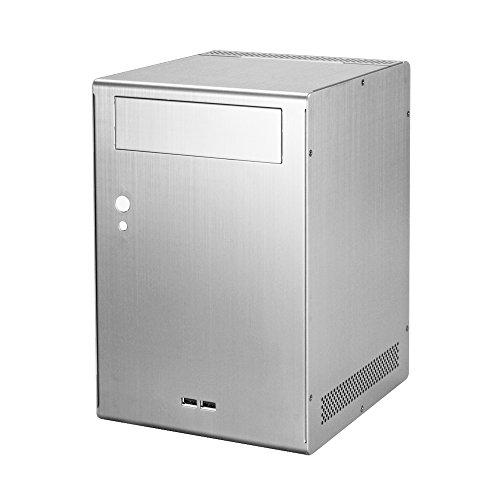 Lian Li PC-Q07A PC-Gehäuse ITX silber