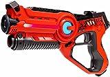 Laser tag Light Battle Active toy gun for kids - Color: orange - Lazertagbattle shooting game - LBA103