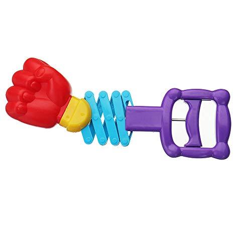 EEvER Personalisiertes lustiges Spielzeug Plastic Robot Arm, Reach Out Roboter Arm Pick Up Spielzeug Pincker Claw Grabber Neuheiten Spielzeug (Farbe : 03#) (Pickup-and-reach-tool)