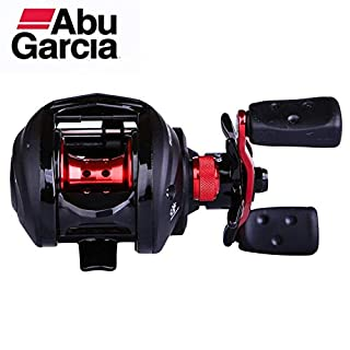 KNOSSOS Abu Garcia Max3 Max3-L Fishing Reel 6.4:1 Baitcasting Water Drop Wheel Max3(for Right Hand)