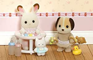 Sylvanian Families Delightful Duo Carry Case (Characters May Vary)