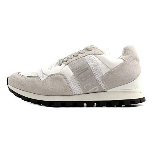Bikkembergs Sneaker Fend-ER_2376 Hombre Color: Blanco Talla: 41