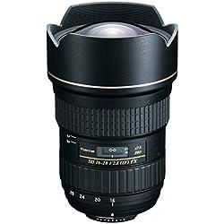 Tokina AT-X 16-28 F2.8 PRO FX Objectif Noir