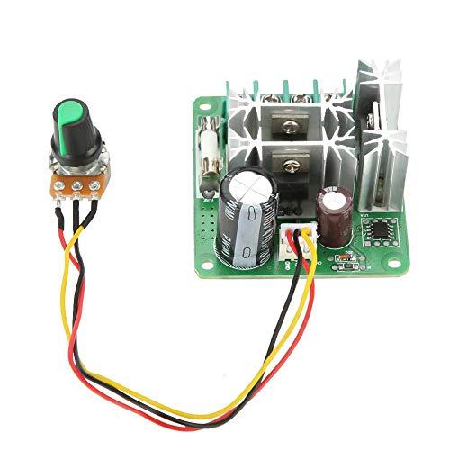 Drehzahlregler, 6V-90V 15A DC-Motorsteuerung PWM-Regler für PCL 0,01-1000W
