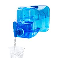 Balvi - H2O water dispenser with capacity of 5.5 liters in plastic PETG