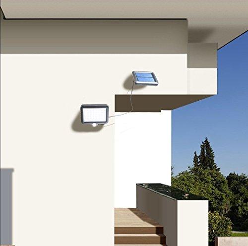 56 LED Ultrahelle Solares Leuchte - 2