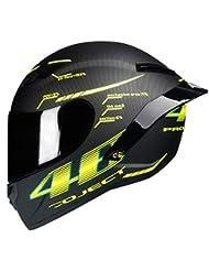 Amazonfr Casque Moto Carbone Sports Et Loisirs