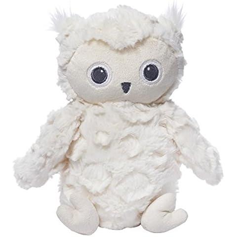 Enesco 4048390–Gund greary Owl Rattle