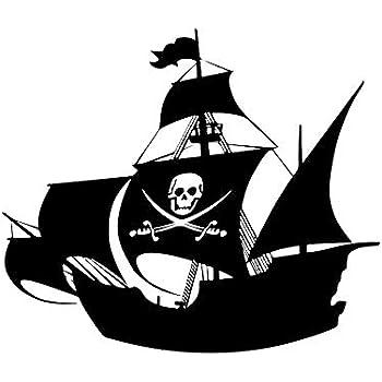 Stickers muraux enfant Perroquet pirate réf 3614