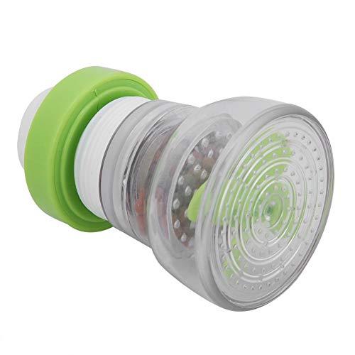 Küchenarmatur Filter Einstellbare Wasser sparende Wasserhahn Filter Wasserhahn Extender Wasserhahn Düse Spritzwassergeschützt (Culligan Wasserhahn Wasser-filter)