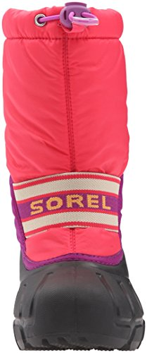 Sorel Youth Cub, Unisex-Kinder Schneestiefel Pink (Afterglow, Bright Plum 634Afterglow, Bright Plum 634)