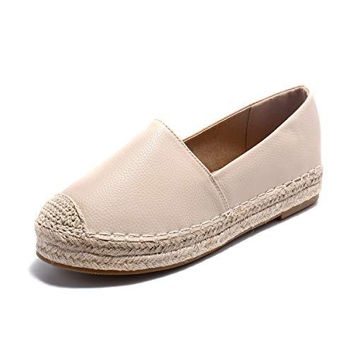 Alexis Leroy Alpargatas Mujer Slip On Loafer Zapatos
