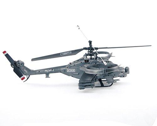 Feilun Scale Militär RC-Hubschrauber - 5
