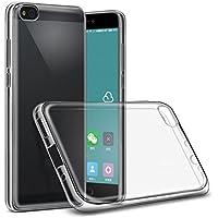 Tumundosmartphone Funda Gel TPU Fina Ultra-Thin 0,3mm Transparente para XIAOMI MI 5C