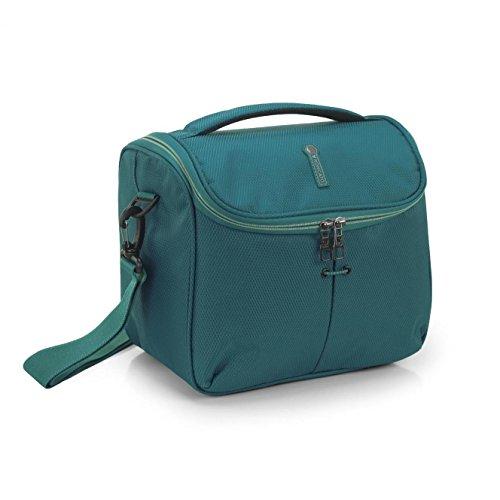 Roncato ironik beauty case, smeraldo