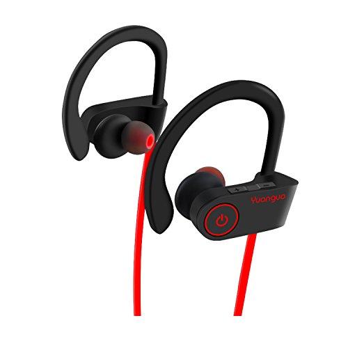 349ddaa8be5 Bluetooth Headphones, Yuanguo IPX7 Waterproof Wireless Earphones Stereo  Headset, CVC 6.0, 7-