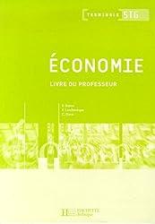 Economie Tle STG : Livre du professeur by Sylvie Baron (2006-06-09)