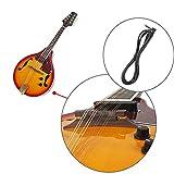 NUYI-3 Nuovo mandolino elettro-Acustico Nazionale Strumento Musicale mandolino Strumento Musicale Occidentale