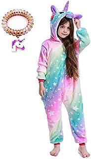 Lx-Top Unicornio Niño Pijama Suave Víspera de Todos los Santos Disfraces Chicas para Regalo