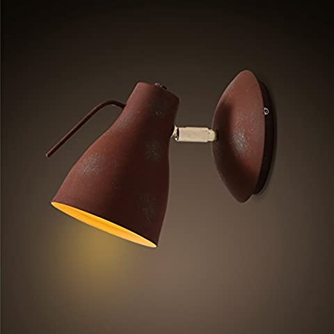 GaoHX Light Vento Industriali Creativa Vintage Lampada