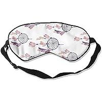 Eye Mask Eyeshade Catcher Drawing Pattern Sleeping Mask Blindfold Eyepatch Adjustable Head Strap preisvergleich bei billige-tabletten.eu