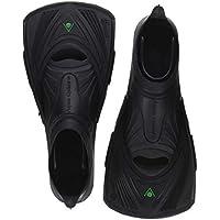 Aqua Sphere Micro HP - Aletas de Entrenamiento para natación, Color Negro, Talla Size 40-41