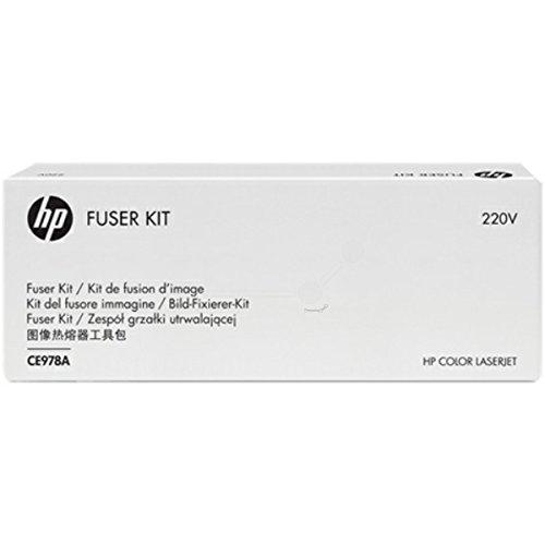 Color Laserjet Fuser-kit (HP Color LaserJet 220V Fuser Kit-Kit für Drucker (150000Pages, HP Color LaserJet CP5520, Laser, 3,5kg, 596x 247x 235mm))