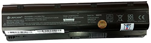 Lapcare Laptop Battery for HP Pavilion G4 G6 G7 G32...