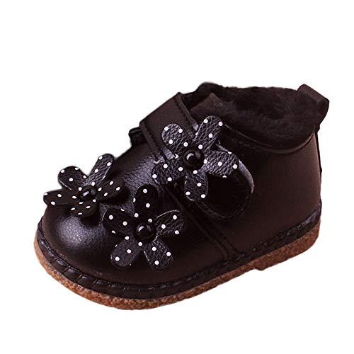 Binggong Chaussures Chaussures Bébé Baby Infant Toddler Chaussures Garçons Filles Semelle Soft Sneaker Sport Chaussures Premiers Pas pour 0-6, 6-12, 12-18Mois