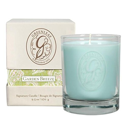 Duftkerze Signature Candle GARDEN BREEZE - 270g - in Geschenkbox