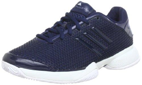 adidas Performance  aSMC barricade,  Scarpe da tennis donna Blu (Blau (COLLEGIATE NAVY / BLUE MET. S08 / PRIME BLUE S12))