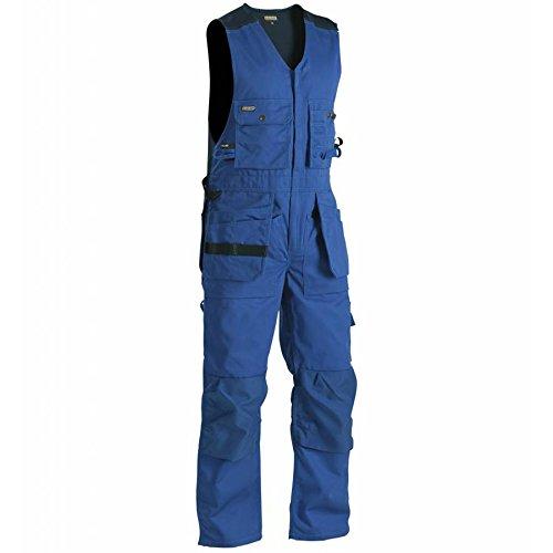 Blakläder 265018609900C152Größe C152Overall–Schwarz Blau