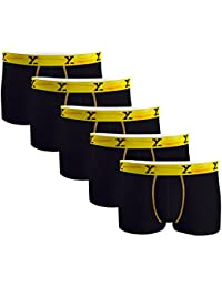 XYXX Men's Micro Modal Trunk(Pack of 4)