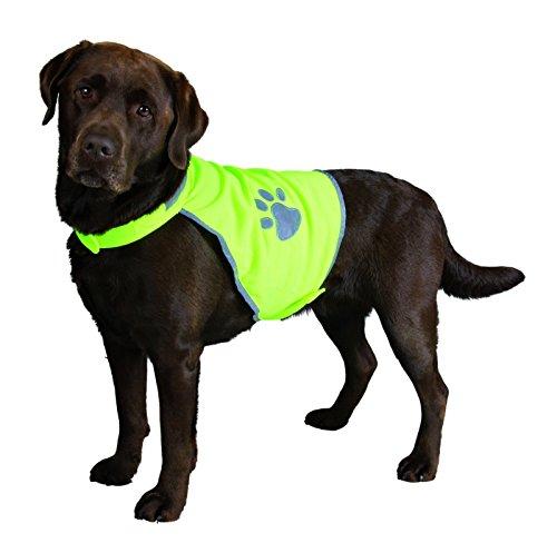 Trixie 30083 Sicherheitsweste für Hunde, L: 64-81 cm