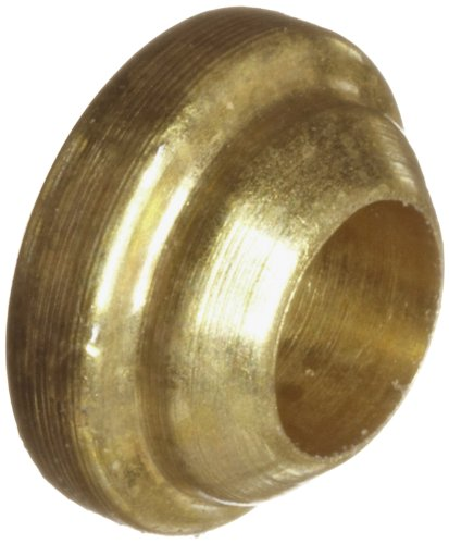 parker-a-lok-4bf4-b-brass-compression-tube-fitting-back-ferrule-1-4-tube-od-by-parker