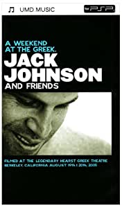 Jack Johnson : A Week End At The Greek [UMD pour PSP]