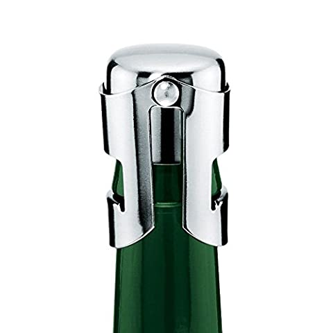 uranusy Champagne Bouchon de bouteille, Lot de 4
