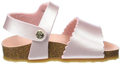 Conguitos  HVS14305, Chaussures souples pour bébé (fille) Rose