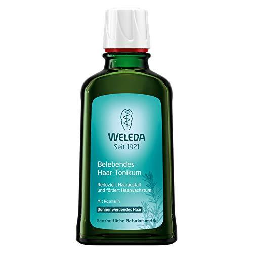 WELEDA Belebendes Haar-Tonikum, Naturkosmetik Haaröl zur Vermeidung von Haarausfall und Förderung von Haarwachstum, Pflege für kräftiges Haar und eine gesunde Kopfhaut (1 x 100 ml) - Weleda Gesichtswasser
