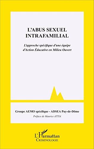 L'abus sexuel intrafamilial par GROUPE AEMO/ADSEA PUY DE DOME